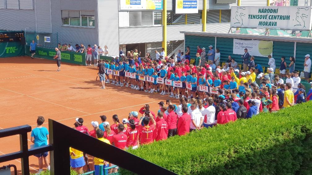Mistrovství světa družstev chlapců a dívek do 14 let v tenise